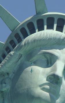 Liberty Weeps