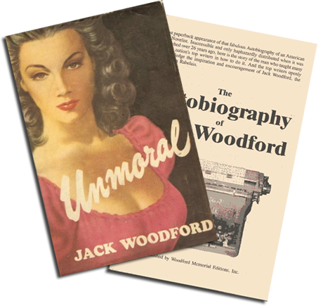 Unmoral and The Autobiography of Jack Woodford