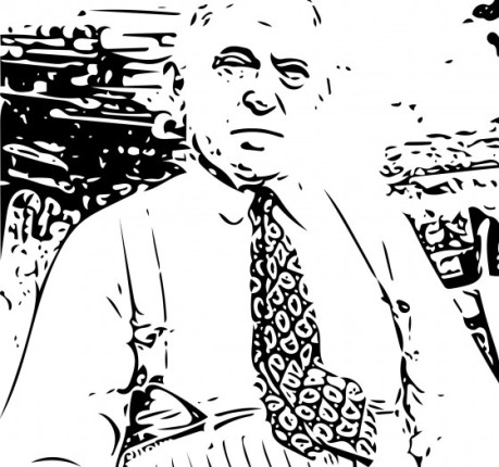 Sketch of H. L. Mencken